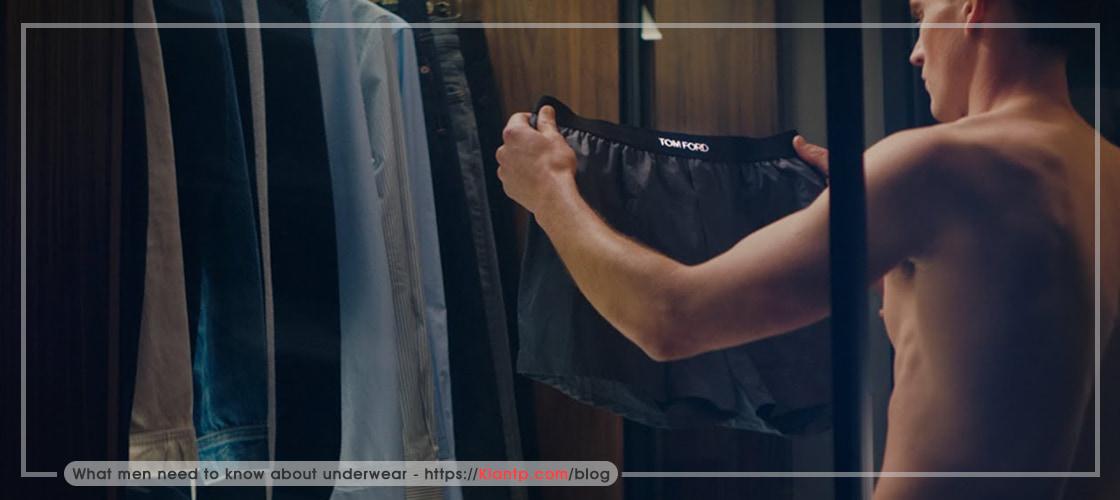 لباس زیر مردانه