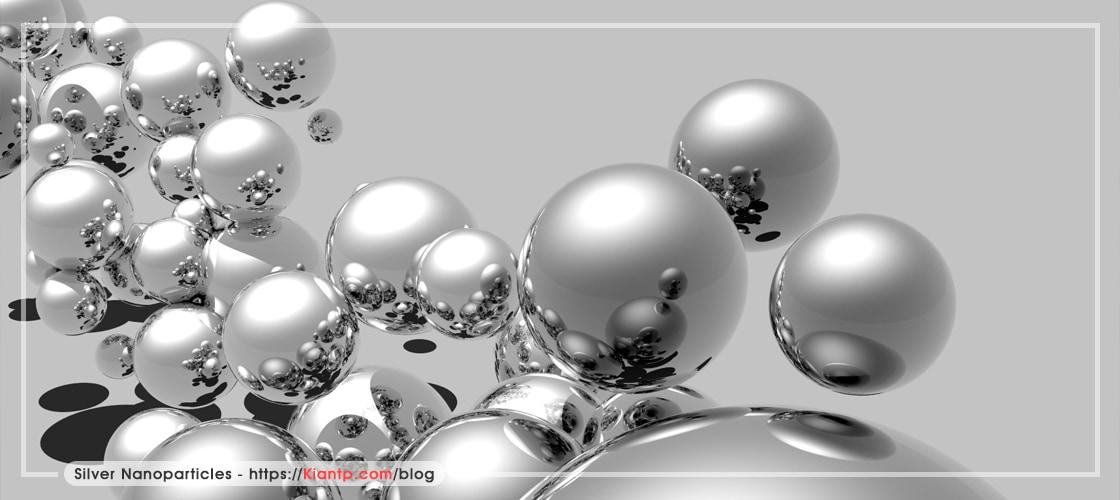 نانو ذرات نقره