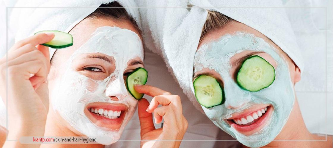 بهداشت پوست و مو را چگونه رعایت کنیم؟
