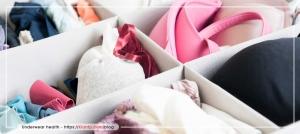 رعایت بهداشت لباس زیر
