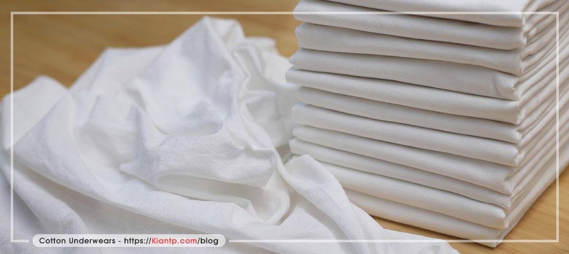 لباس زیرهای پنبه ای و فواید پوشیدن محصولات پنبه ای