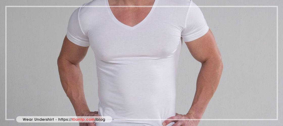 پوشیدن زیرپوش